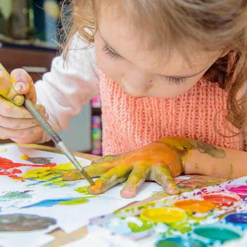 Vsak otrok je lahko ustvarjalen