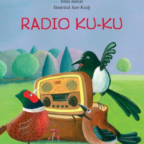 Zmajček naročnikom podarja mini slikanico RADIO KU-KU