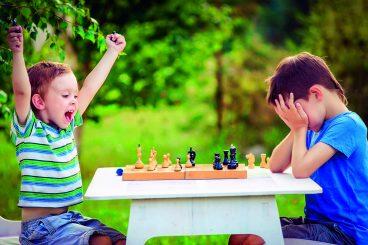 Otrok in frustracije