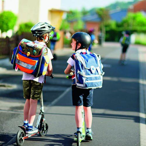 Otroci v prometu