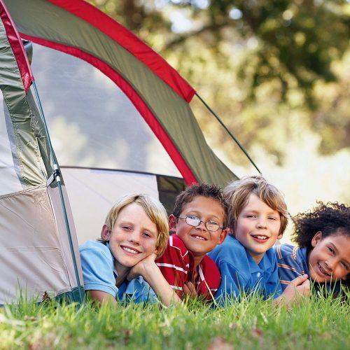 Z otrokom na dopust in zabavo