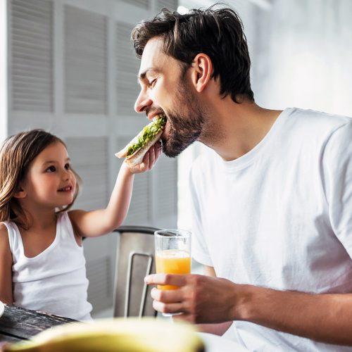 Prehrana predšolskih otrok