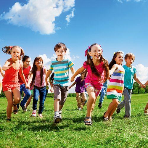Gibanje in razvoj otroka